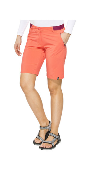 Salewa Pedroc Bermuda DST Shorts Women hot coral